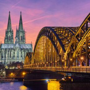 Weihnachten: 2 Tage Köln im TOP 3* Hotel in der Innenstadt mit Frühstück nur 32€