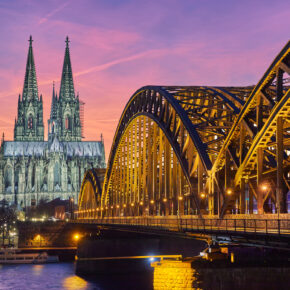 Städtetrip Köln: 2 Tage im TOP 4* Hotel nur 29€