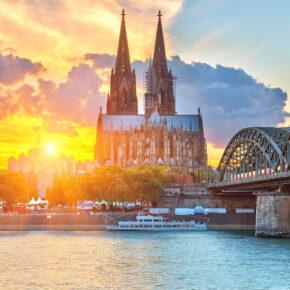 Kurztrip nach Köln: 2 Tage Rheinmetropole im zentralen 3* Hotel für nur 26€