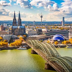 Städtetrip am Wochenende: 2 Tage Köln im 4* Hotel nur 32€