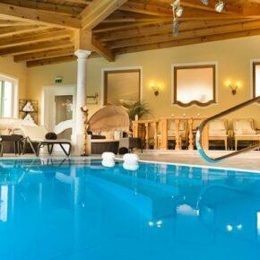 Landhotel Eichingerbauer Pool