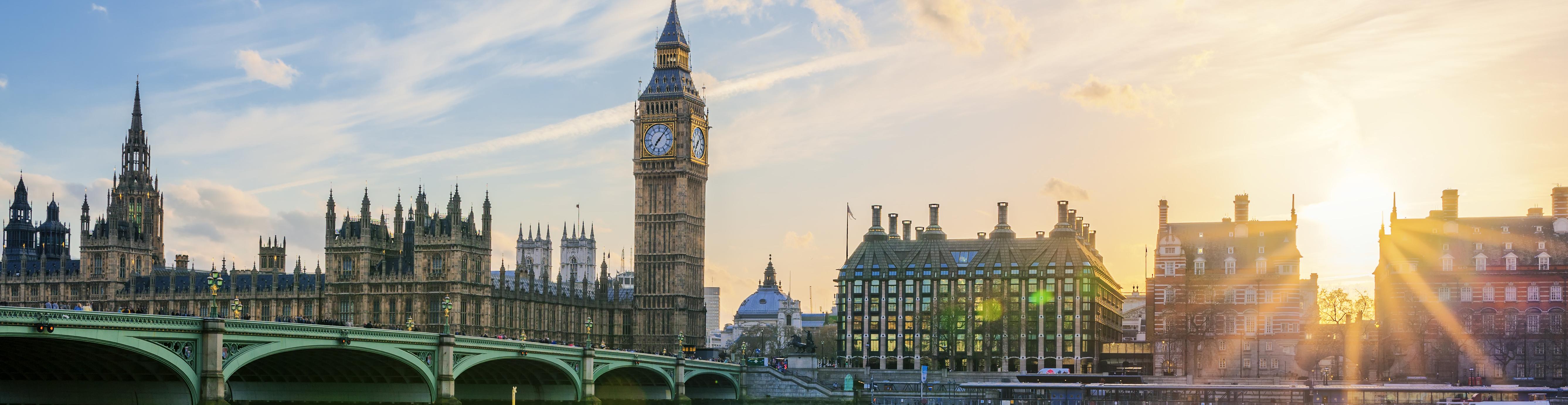 Super günstige Flüge nach London für unglaubliche 4 ...