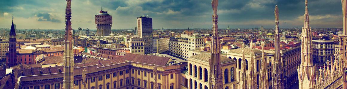 Städtetrip: 3 Tage Mailand mit zentraler Unterkunft & Flug nur 56€