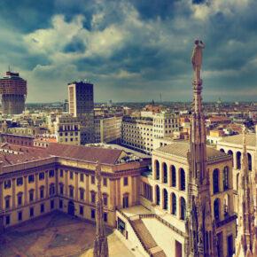 Wochenende in Mailand: 3 Tage mit 4* Hotel, Frühstück & Flug nur 86€