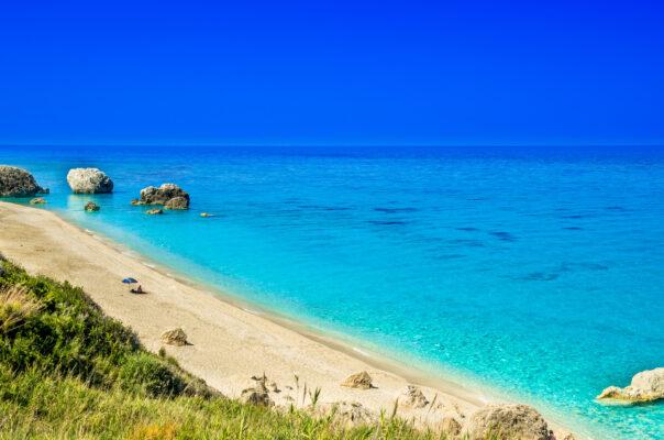 Megali Strand Lefkada