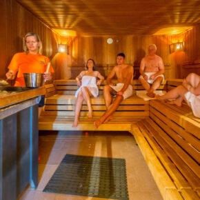 Müritz Thermen Angebot Sauna