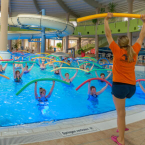 Müritz thermen Angebot Wassergymnastik