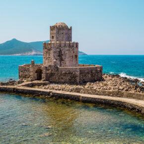 Griechenland: 7 Tage Peloponnes im TOP 3* Hotel mit All Inclusive & Flug nur 314€