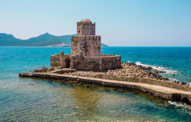 Peloponnes Turm