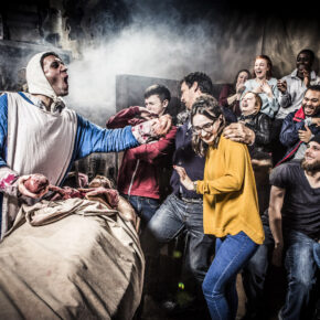 Hamburg Dungeon: Flex-Ticket für den Eintritt nur 14,95€
