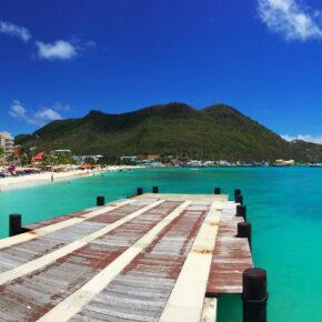 Karibik: 9 Tage St. Maarten im TOP 4* Hotel inkl. Flug & Transfer nur 549€