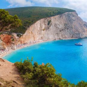 Frühbucher Griechenland: 8 Tage Lefkada mit tollem Aparthotel & Flug nur 133€