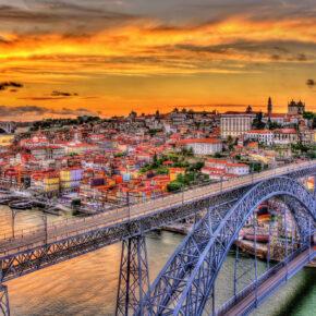 Portugal: 3 Tage Porto mit zentralem 3* Hotel & Flug nur 73€