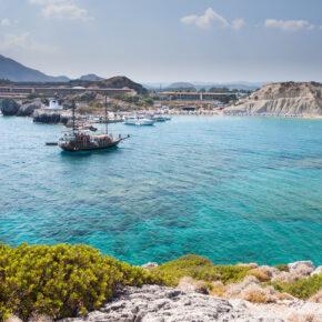 Rhodos: 7 Tage All Inclusive im TOP 5* Strandhotel mit Flug & Transfer für 378€