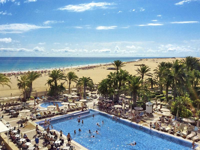 Fuerteventura 7 tage im 4 riu all inclusive hotel mit for Riu oliva beach village