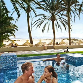 Riu Olivia Beach Resort Whirlpool