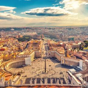 Tagestrip in die italienische Hauptstadt: Hin- & Rückflug nach Rom nur 20€