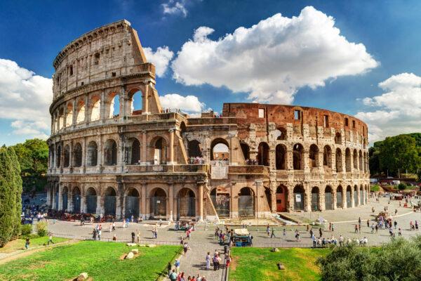 Rom Colosseum