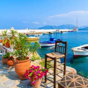 Lastminute Griechenland: 8 Tage Samos im TOP 4* Hotel mit All Inclusive, Flug & Transfer nur 257€