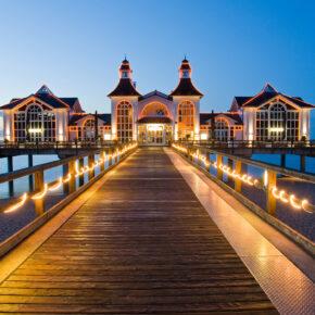 Entspannung pur: 6 Tage Rügen mit tollem Hotel, Wein & Sauna ab 129€