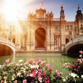 Kurztrip nach Spanien: 3 Tage Sevilla inkl. Flug & 4* Hotel ab 89 €