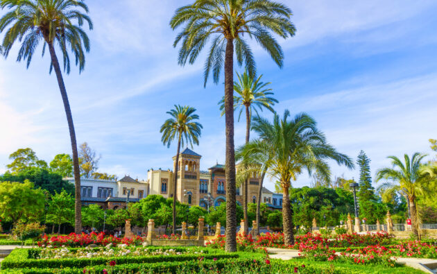 Sevilla Museum of Arts
