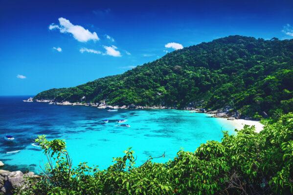 Similan Islands Paradies