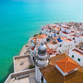 4 Tage Spanien im TOP 4* Strandhotel (100% HC) mit Frühstück, Flug & Mietwagen nur 98€