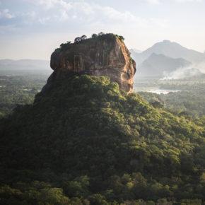 Sri Lanka Sigiriya Berg