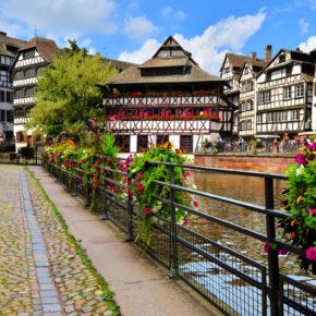 Straßburg Tipps: Ausflug ins bezaubernde Elsass