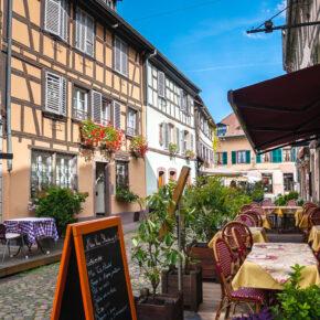 Kurztrip Frankreich: 3 Tage Elsass im TOP 3* Hotel mit Frühstück & Wellness ab 49€