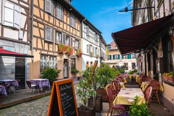 Straßburg Café