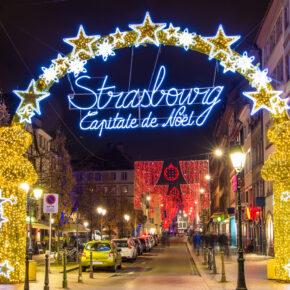 Städtetrip: 2 Tage Weihnachtsmarkt in Straßburg im Hotelschiff mit HP & Wellness für 69€