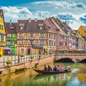 Frankreich: 3 Tage Kurztrip nach Straßburg ins 4* Hotel mit Frühstück & Extras ab 82€