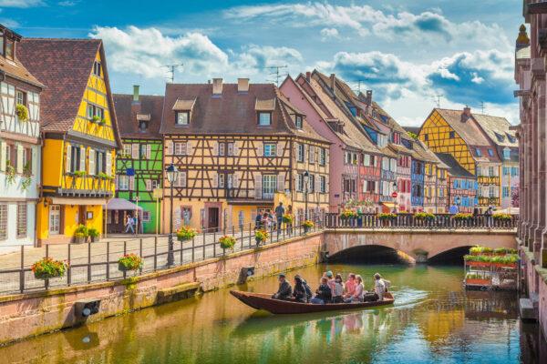 Straßburg Kanal