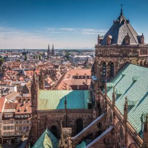 Städtetrip 24h Sale: 3 Tage Straßburg im zentralen 4* Hilton Hotel mit Frühstück ab 99€