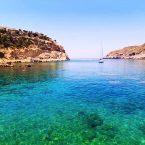 Griechenland: 7 Tage Rhodos im 4* Hotel mit All Inclusive, Flug, Transfer & Zug nur 278€