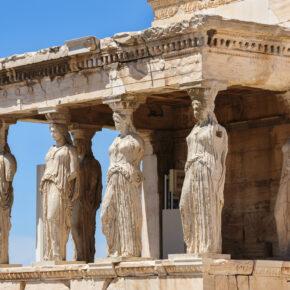 Wochenende in Athen: 4 Tage in der griechischen Hauptstadt mit Hotel, Frühstück & Flug nur 104€
