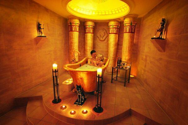 Trihotel Kleopatra Bad