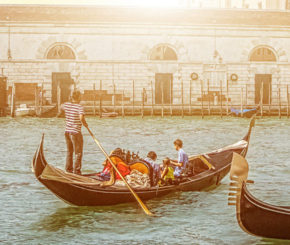 Wochenende in Venedig: 3 Tage Städtetrip im guten 4* Hotel mit Flug nur 38€