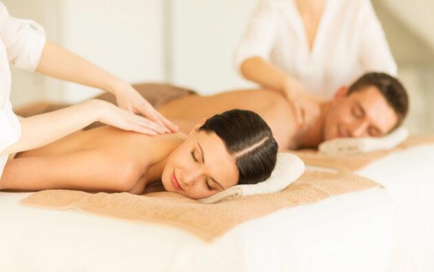 Wellness Paarmassage