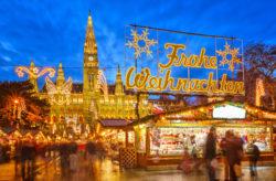 Weihnachtsmarkt in Wien: 3 Tage im zentralen TOP 3* Hotel mit Flug nur 86€