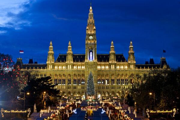 Wien Weihnachtsmarkt
