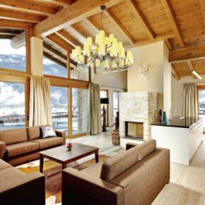 Wildkogel Resort Wohnbereich