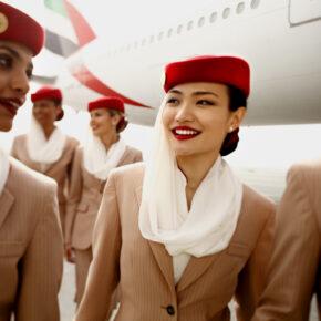 Emirates Gepäck: Regelungen, Gebühren und Preise für Aufgabe- & Handgepäck