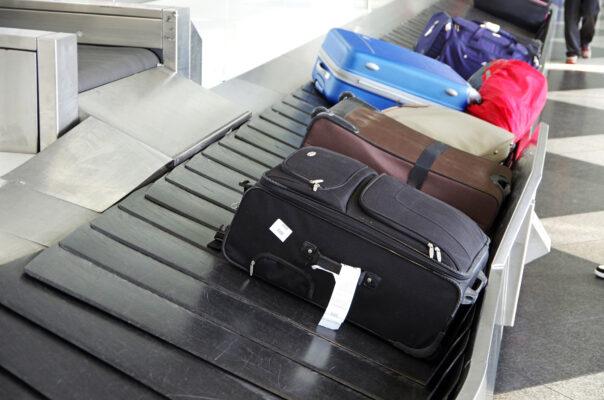 Kofferlaufband Flughafen