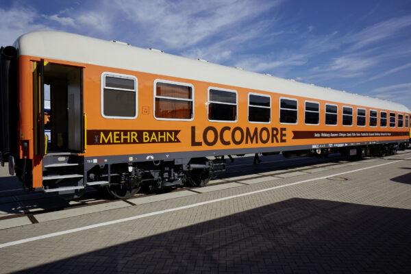 Locomore Wagen