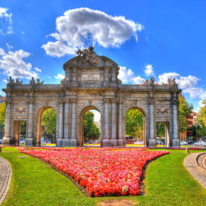 Städtetrip: 3 Tage Madrid direkt im Zentrum mit guter Unterkunft & Flug nur 68€