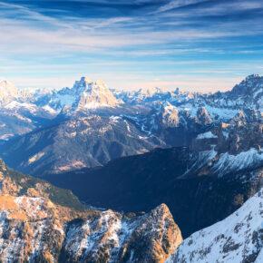 Erholung in Italien: 3 Tage in den Dolomiten im 4* Hotel mit Halbpension, Wellness & Extras für 109€