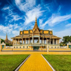 Phnom Penh Pagode